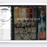 Elite Theme Customizer iPad